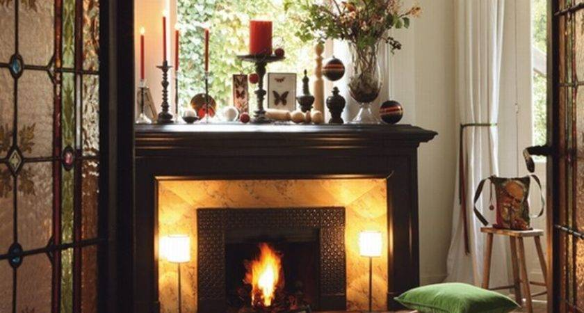 Fireplace Decor Ideas Simple Way Latest Home