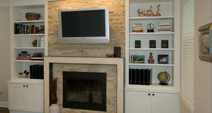Fireplace Design Chicago Built Ins Custom Cabinets