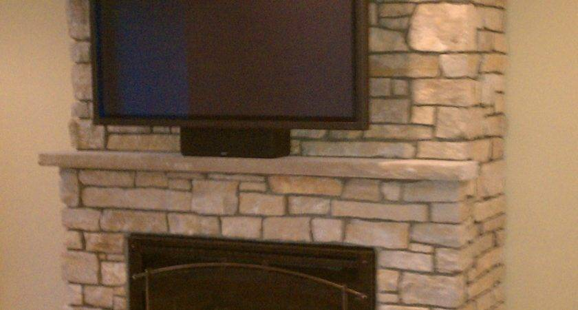 Fireplace Remodel Pinterest Brick Fireplaces Painted