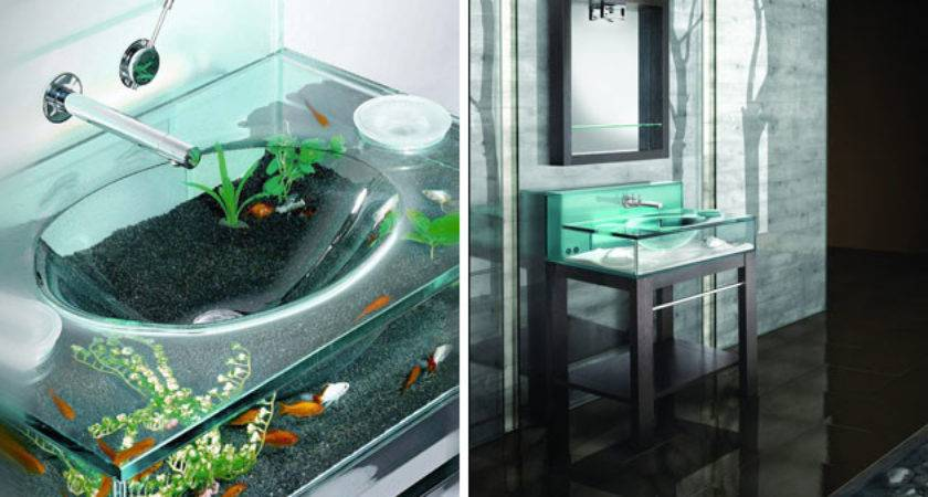 Fish Tank Aquarium Sink Hiconsumption
