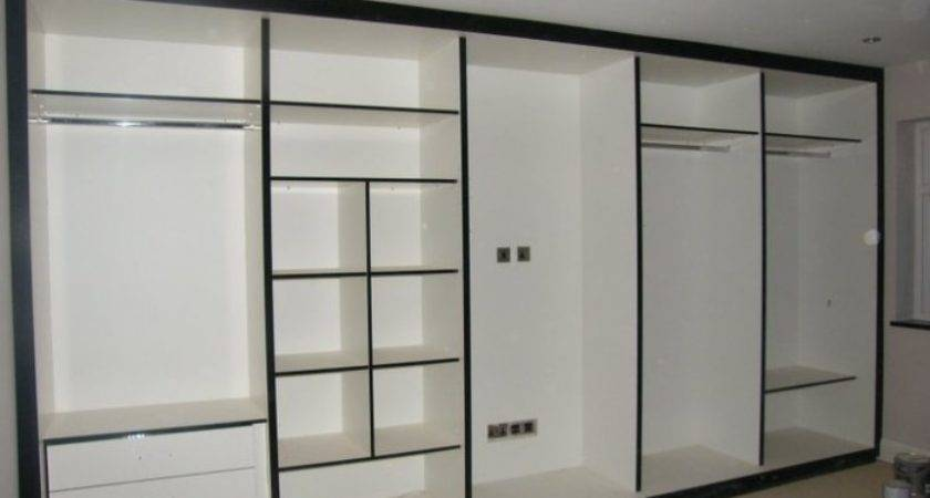 Fitted Wardrobes Woodpecker London