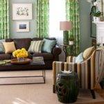 Five Ways Decorate Brown Sofa Decorating