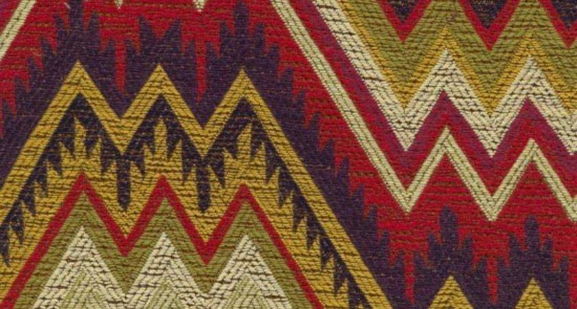 Flame Stitch Zig Zag Ribbon Medallion Bargellos All