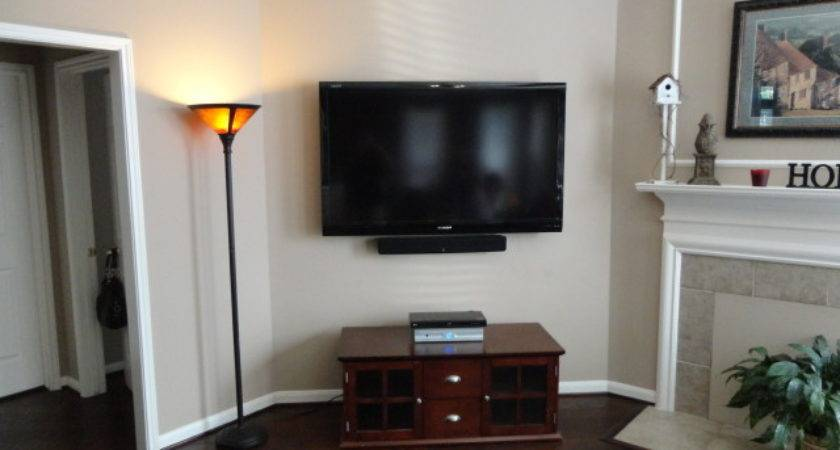 Flat Screen Wall Mounting Done Right