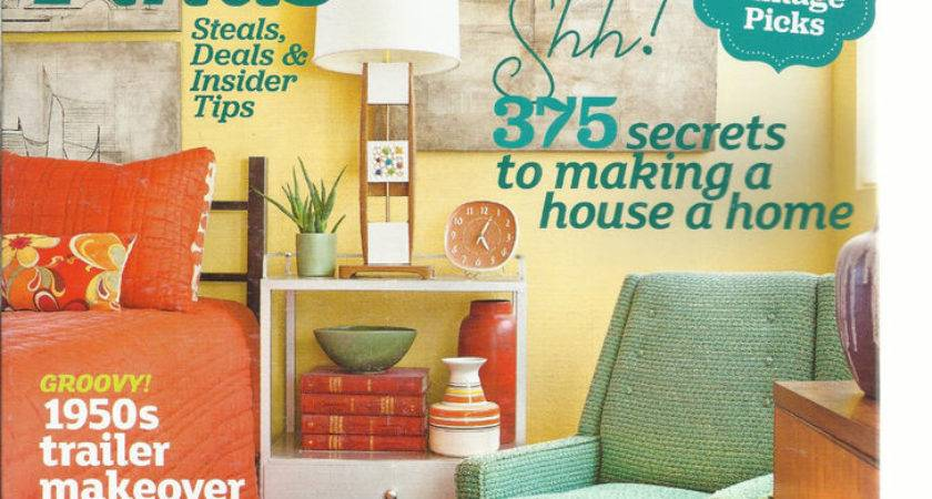 Flea Market Style Country Decorating Ideas Issue