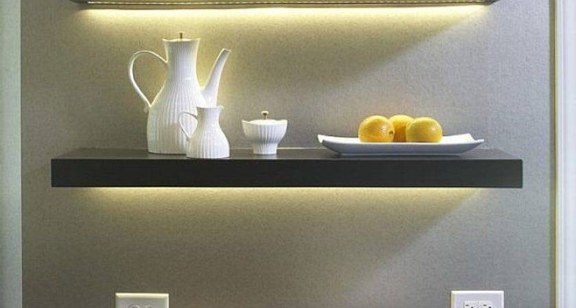 Floating Shelves Beautiful Way Design Your Home
