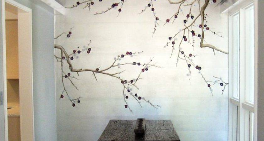 Floral Mural Ideas Your Source