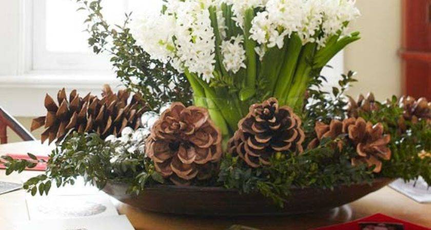 Flower Arrangements Christmas