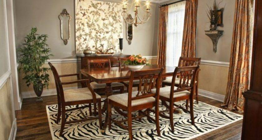 Formal Dining Table Decor Photograph Roo