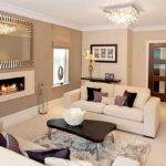 Formal Living Room Color Ideas Accent Wall