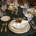 Formal Table Settings Shirley Buxton