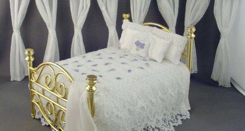 French Chateau Bedroom Furniture Curtains