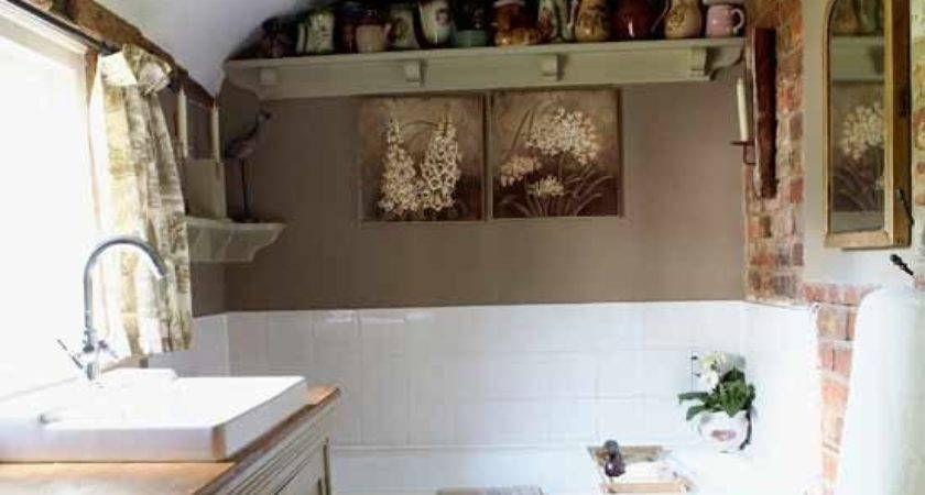 French Country Bathroom Bathrooms Housetohome