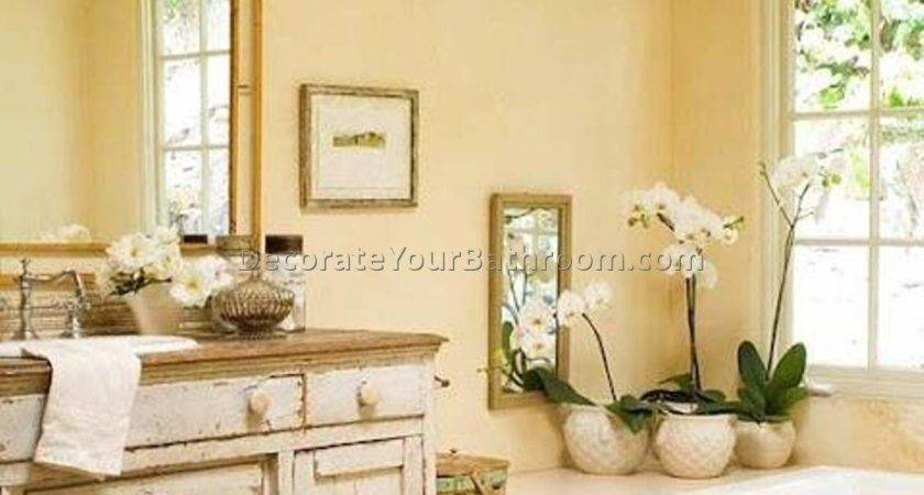 French Country Bathroom Decor Best Vanities