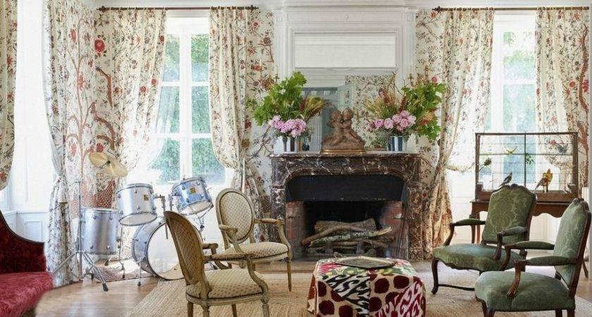 French Country Living Room Ideas Modern