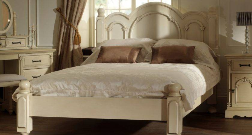 French Cream Bedroom Furniture