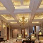 French Luxury Living Room Interior Design