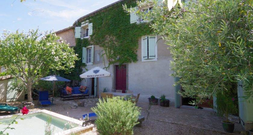 French Stone House Sale Homps Aude