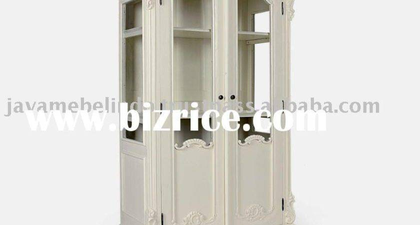 French Style Furniture Chateau White Painted Louis Xiv