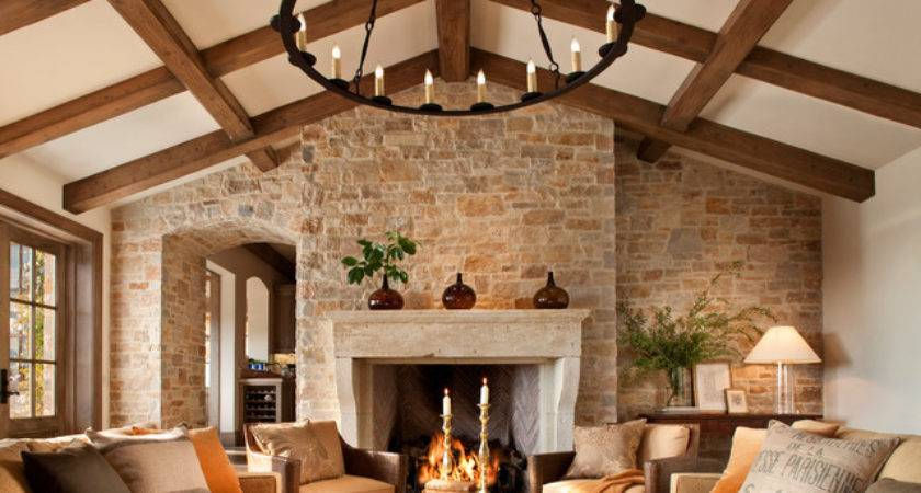 French Style Interior Design Home