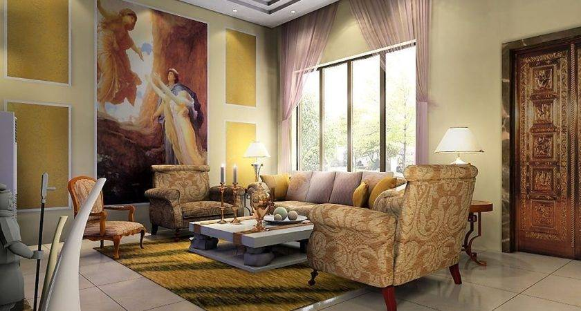 French Style Living Room Design House