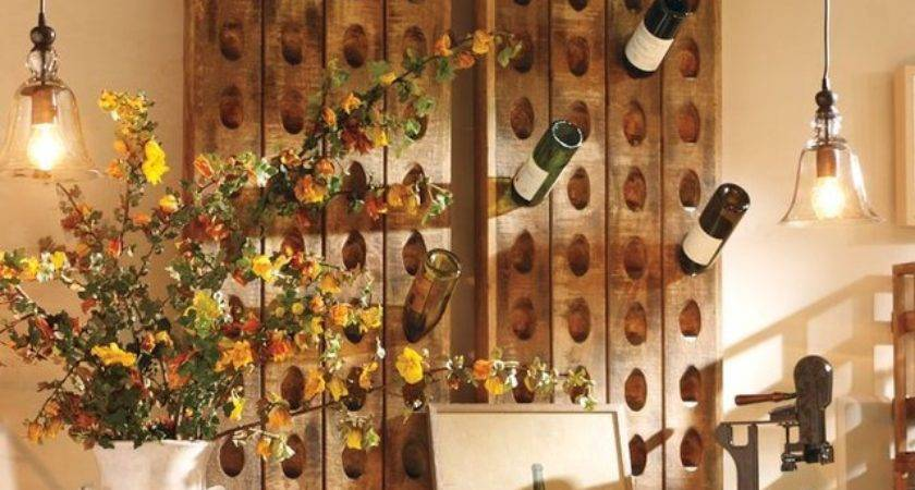 French Wine Bottle Riddling Rack Traditional