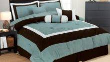 Fresh Aqua Blue Bedding Sets