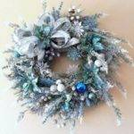 Fresh Blue Christmas Decorating Ideas