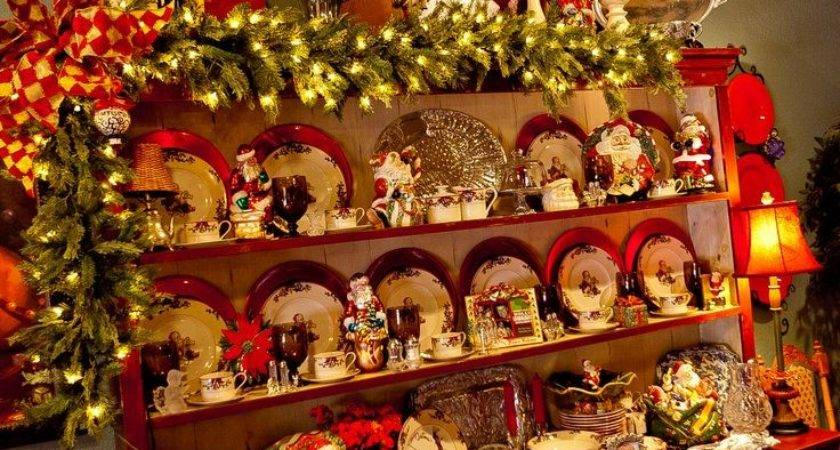Fresh Christmas Decorations Country Style Home