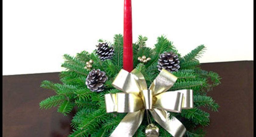 Fresh Christmas Table Centerpieces Holiday