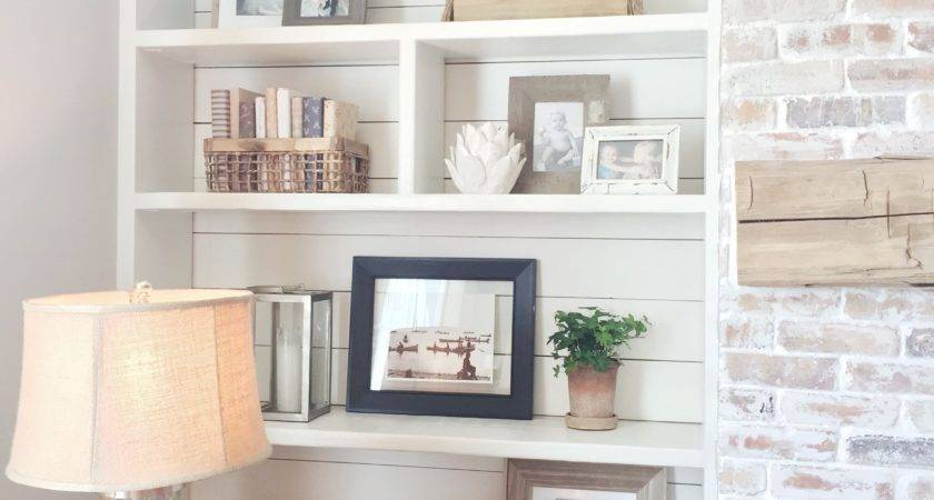 Fresh Decorating Ideas Bookcases Fireplace Badt