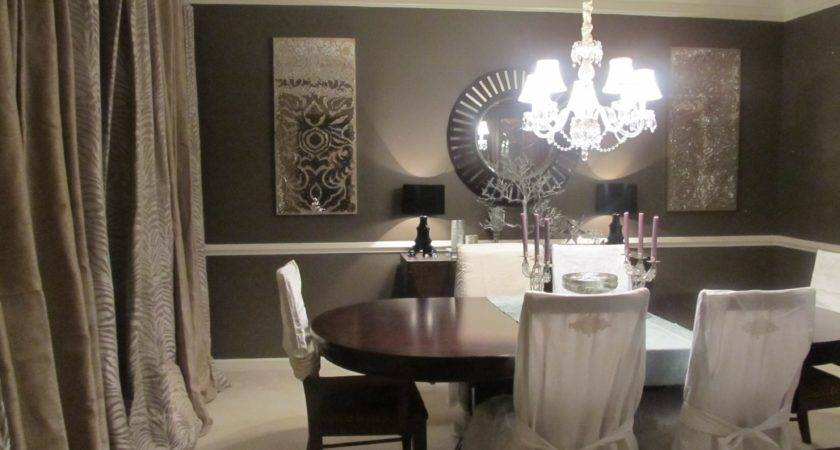 Fresh Dining Room Paint Colors Brown Light