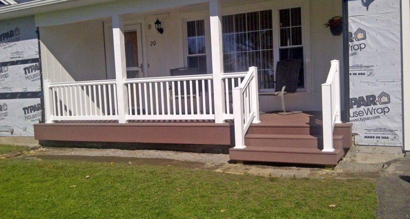 Front Porch Banister Ideas
