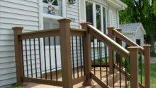 Front Porch Railings Ideas