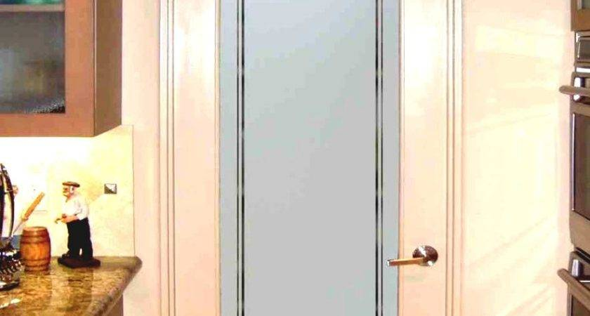 Frosted Glass Pantry Doors Sans Soucie Art Kitchen Classic