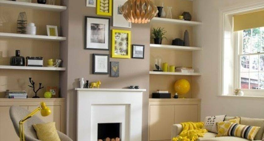 Functional Living Room Shelving Ideas Units