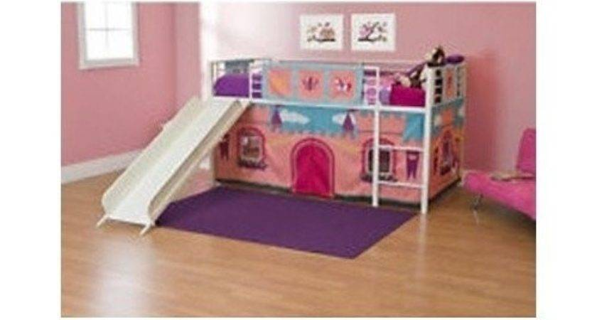 Funk Awesomeness Castle Tent Loft Bed