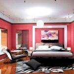 Funky Bedroom Ideas Red Black