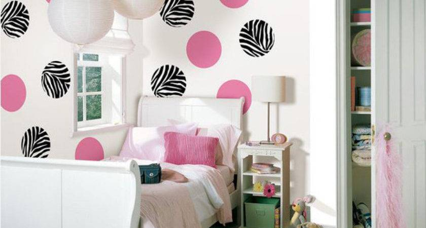 Funky Retro Bedroom Designs Decoration House