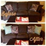 Furniture Brown Throw Pillows Couch Ideas