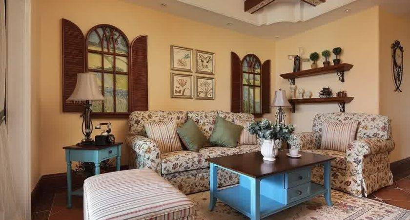 Furniture Cottage Style Country Home Interiors Interior