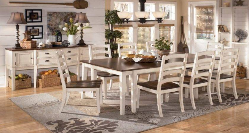 Furniture Ideas Gray Dining Rooms
