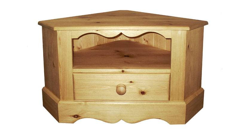 Furniture Small Wood Stand Cabinet Open