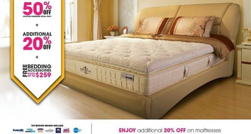 Gain City Here Easter Weekend Bedding Special