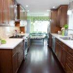 Galley Kitchen Design Shape India