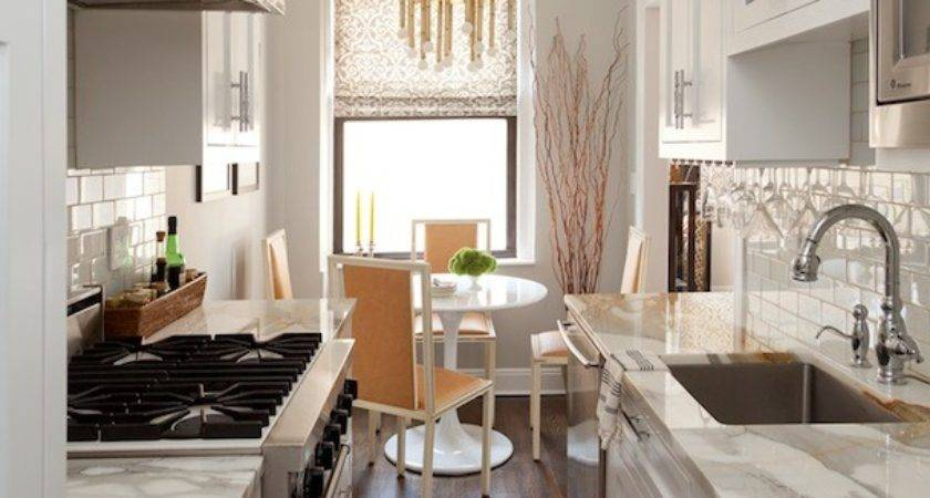 Galley Kitchen Ideas Contemporary Emily