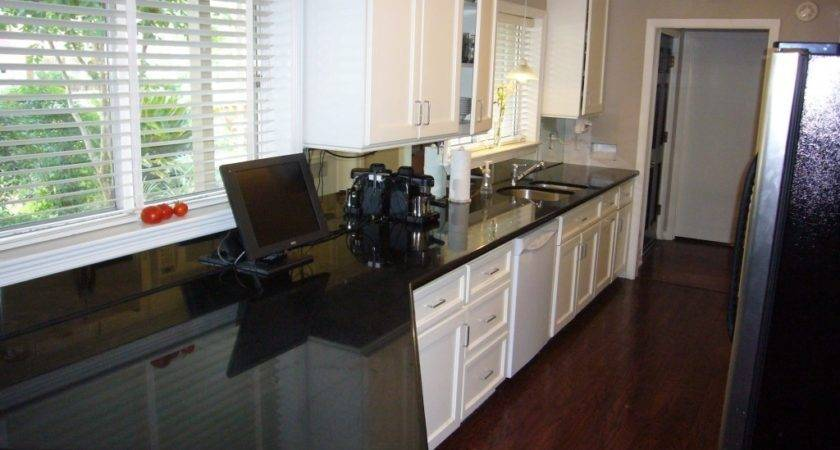 Galley Kitchen Ideas Wonderful Decorate