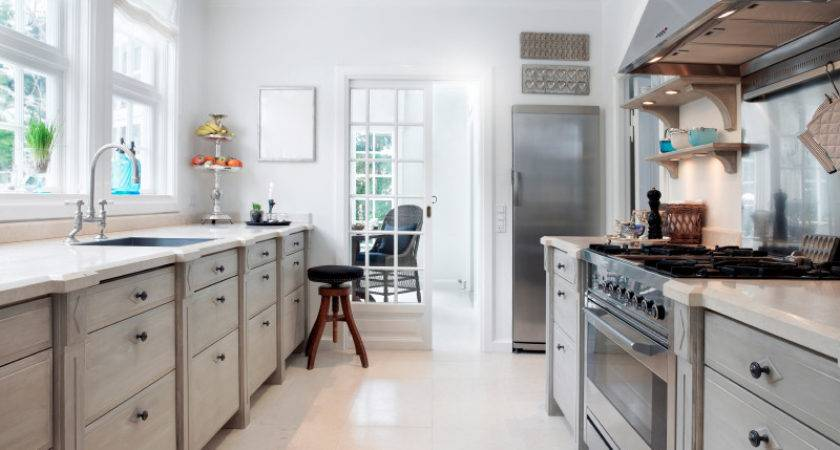 Galley Kitchen Remodeling Ideas Peck Builder Inc
