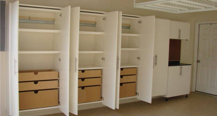 Garage Cabinet Ideas Solutions Atlanta