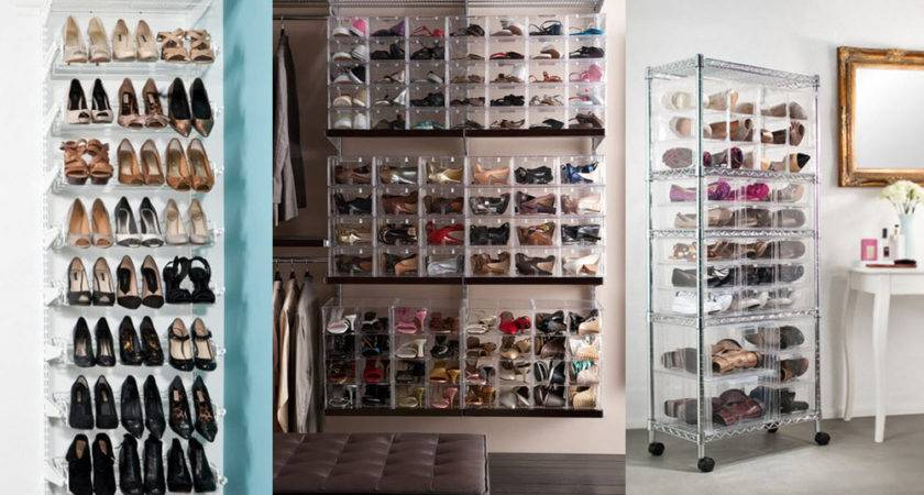Garage Shoe Storage Solutions